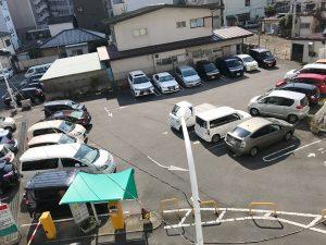 栗山駐車場3