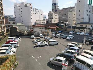 栗山駐車場4